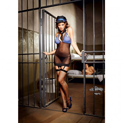 Baci Sexy Policewomen Set