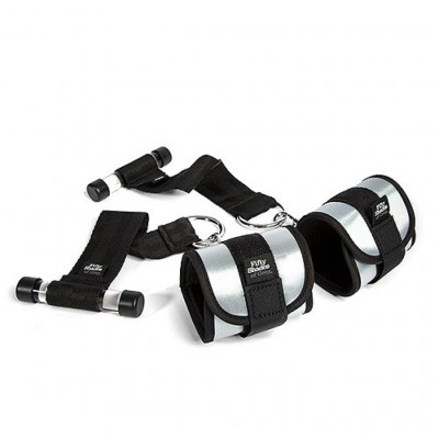 Fifty Shades of Gray Ultimate Control Handcuff Restraint Set