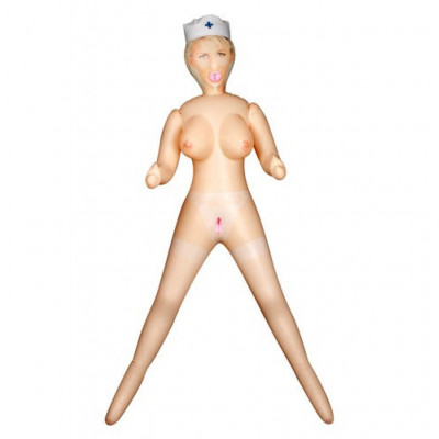 Inflatable Sex Doll Naomi the Nurse