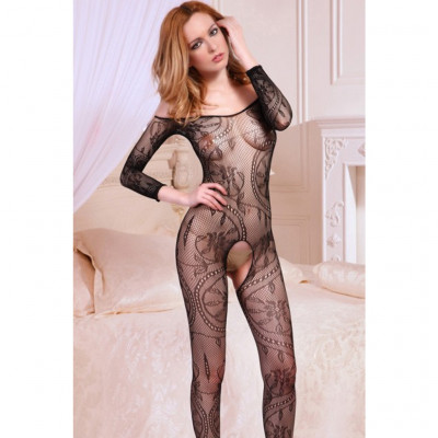 Crotchless Erotic full body stocking