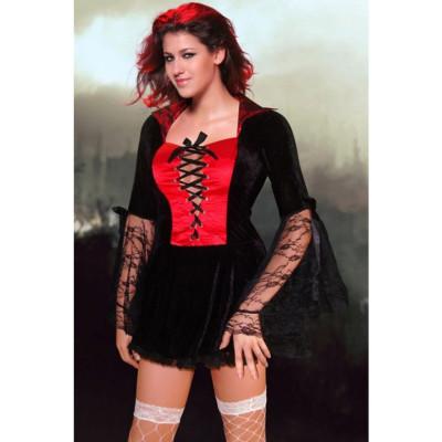 Vampire Lady Costume.