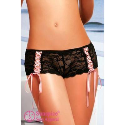 Ladys Sexy Lace Pants