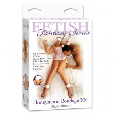 Honeymoon Bondage Complete Kit