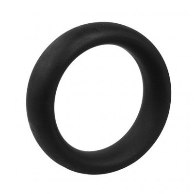 Tantus Beginner Silicone Cockring Black