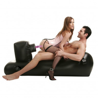 Inflatable Love Lounger by Pipedreams