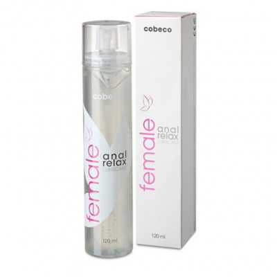 Female Anal Relax Lubricant by Cobeco