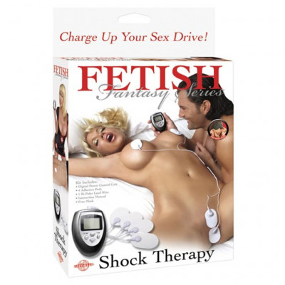 Fetish Fantasy series Shock Therapy by Pipedream