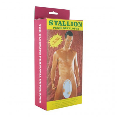 Stallion Penis enlargement pump for real men