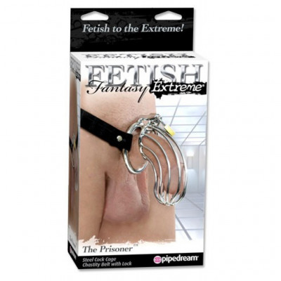 Fetish Fantasy Extreme the Prisoners Cock Cage
