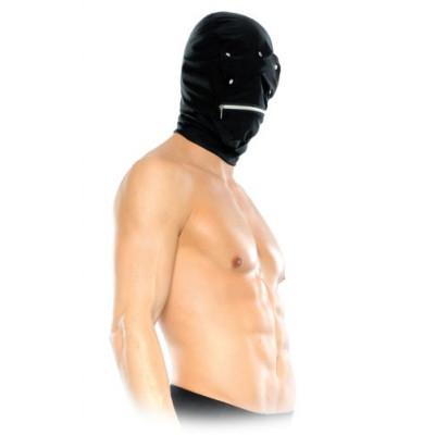 Fetish Fantasy Zipper Head Hood