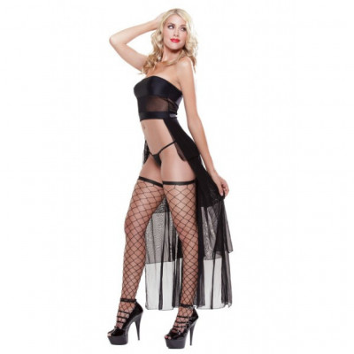 Bella Gown Fetish Fantasy Lingerie set
