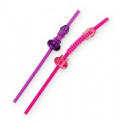 Funky Willy Straws