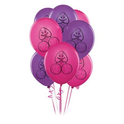 8 Pecker Ballons