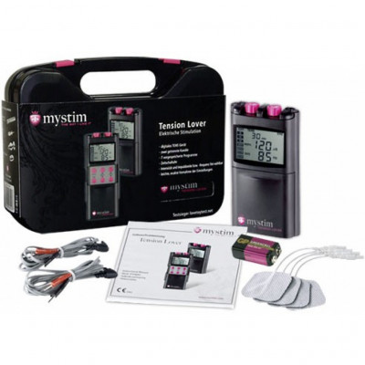 Mystim Tension Lover Bdsm electric stimulator
