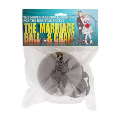 Marriage Ball With Chain