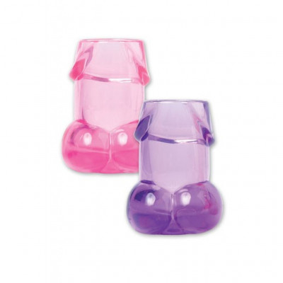 Pecker Shot Glasses