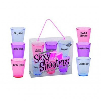 Bachelorette Party Favors Sexy Shooters