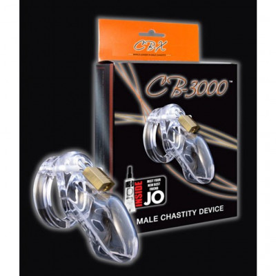 CB-3000 Chastity Cage
