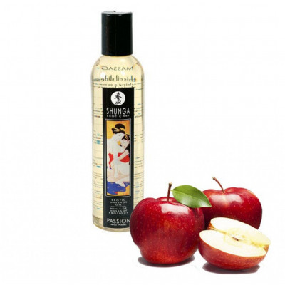 Shunga Passion Apples Massage Oil 250ml