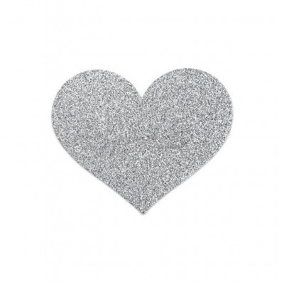 Bijoux Indiscrets Flash Heart Silver