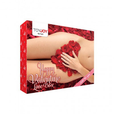 Happy Valentine Love Box