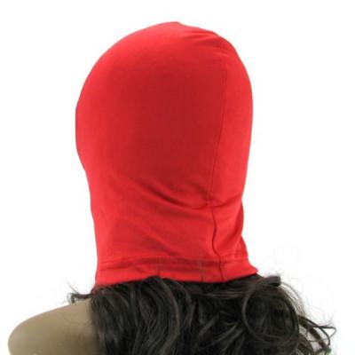 Fetish Fantasy Red Riding full face hood