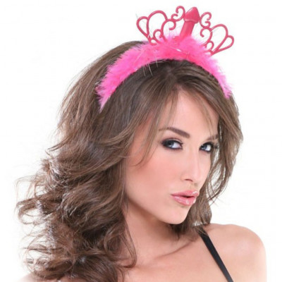 Bachelorette Party Pecker Tiara