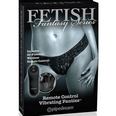 Fetish Fantasy Remote control vibrating Panties