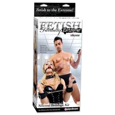 Fetish Fantasy extreme silicone bondage kit