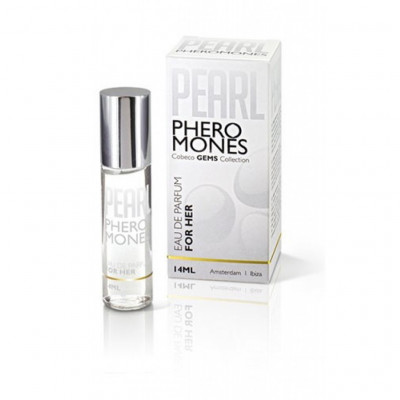 Pearl Pheromones Roll on Perfume for women 14ml