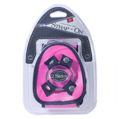 Universal Strap-on Harness Pink