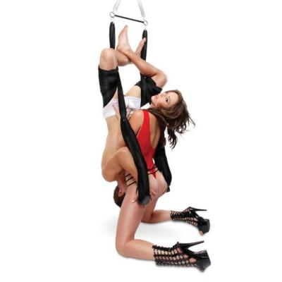 Yoga Sex Swing by Fetish Fantasy