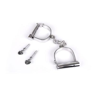 Austenitic Stainless Steel Slave Handcuffs