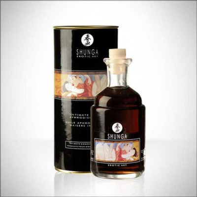 Premium Chocolate Intimate Kisses Aphrodisiac Oil 100ml