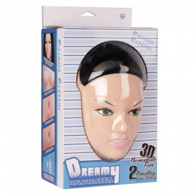Corella Crystal Dreamy 3D Face Love Doll