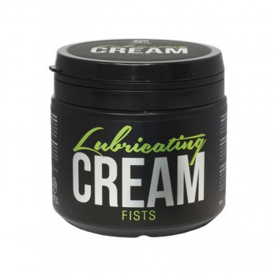 Cobeco Lubricating Fisting Silicone Cream 500 ml