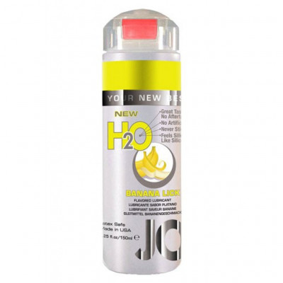 Jo Banana Lick Water Based Lube 120ml