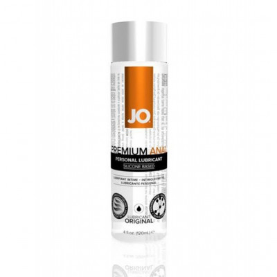Jo Premium Silicone Based Anal Lube 120 ml
