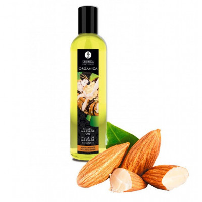 Shunga Sweet Almond Massage Oil 250ml