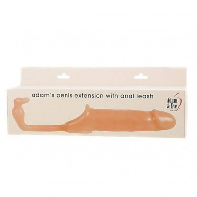 Adam's Penis Extension With Prostate Probe