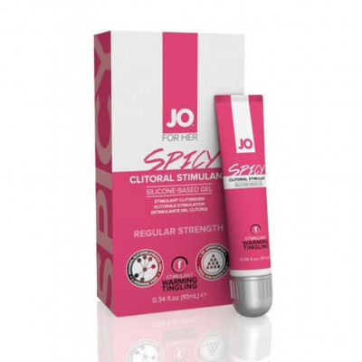 JO Clitoral Stimulating Gel Spicy