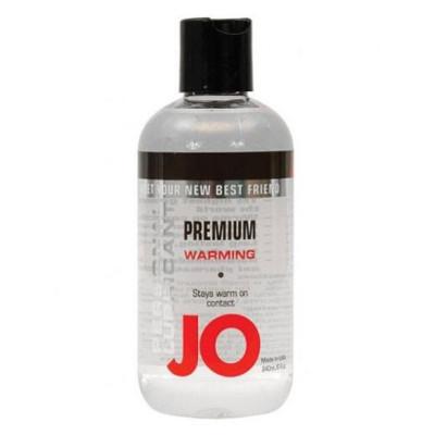 Jo Premium Silicone Warming Lubricant 240ml