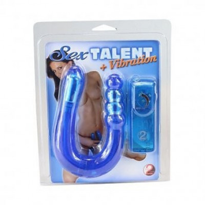 Sex Talent Double Sided Vibrator
