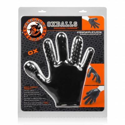 Finger Fuck Texture Glove