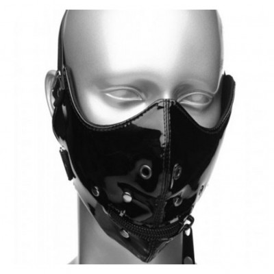 Fetish Zipper Mouth Muzzles