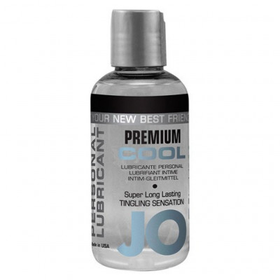 Jo Premium Cool Silicone Lube 135 ml