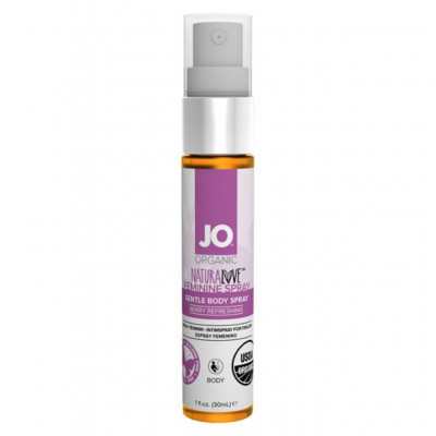 Jo Organic Feminine Spray Berry