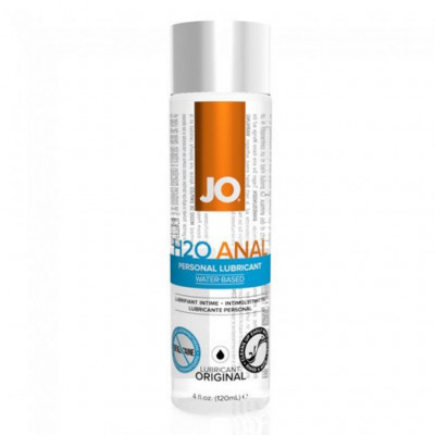 Jo Water Based Anal Lube 120 ml