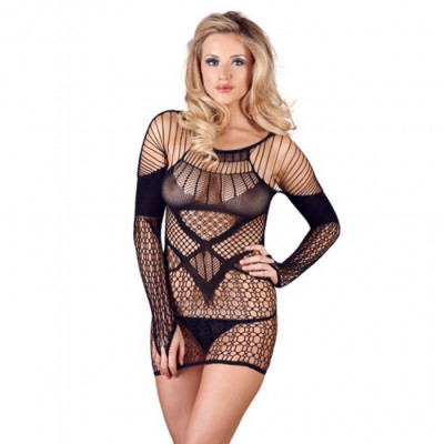 Mandy Mystery Deluxe Mini Dress