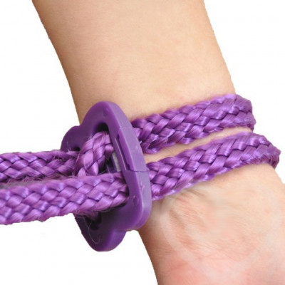 Silky Soft Double Rope Cuffs